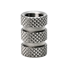 Diamond Groove Bushing
